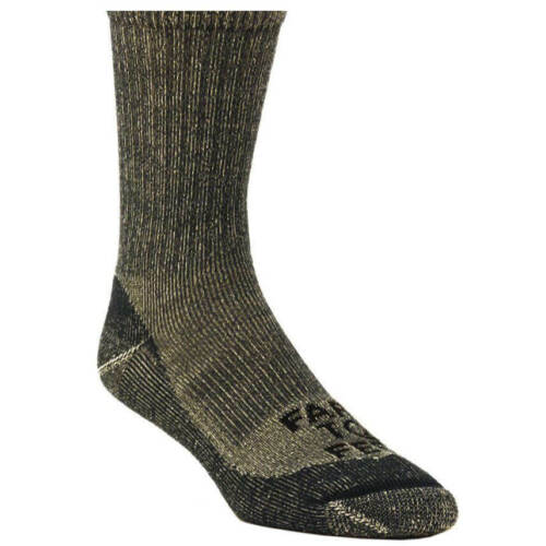 Farm To Feet Boulder Green Gables Elite Lightweight Socks