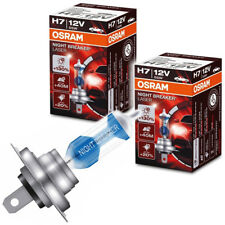 2er Set OSRAM NIGHT BREAKER LASER H7 12V 55W +130% PX26d Halogen Scheinwerfer