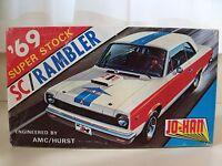 Jo-han - (1969) '69 Amc / Hurst Sc / Rambler (sc/rambler) - Model Kit (opened)