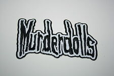 """Aufnäher """" MURDERDOLLS""""( zum aufbügeln oder aufnähen)31715"""