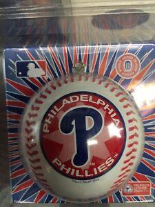 PHILADELPHIA PHILLIES MLB BASEBALL CHRISTMAS ORNAMENTS ...