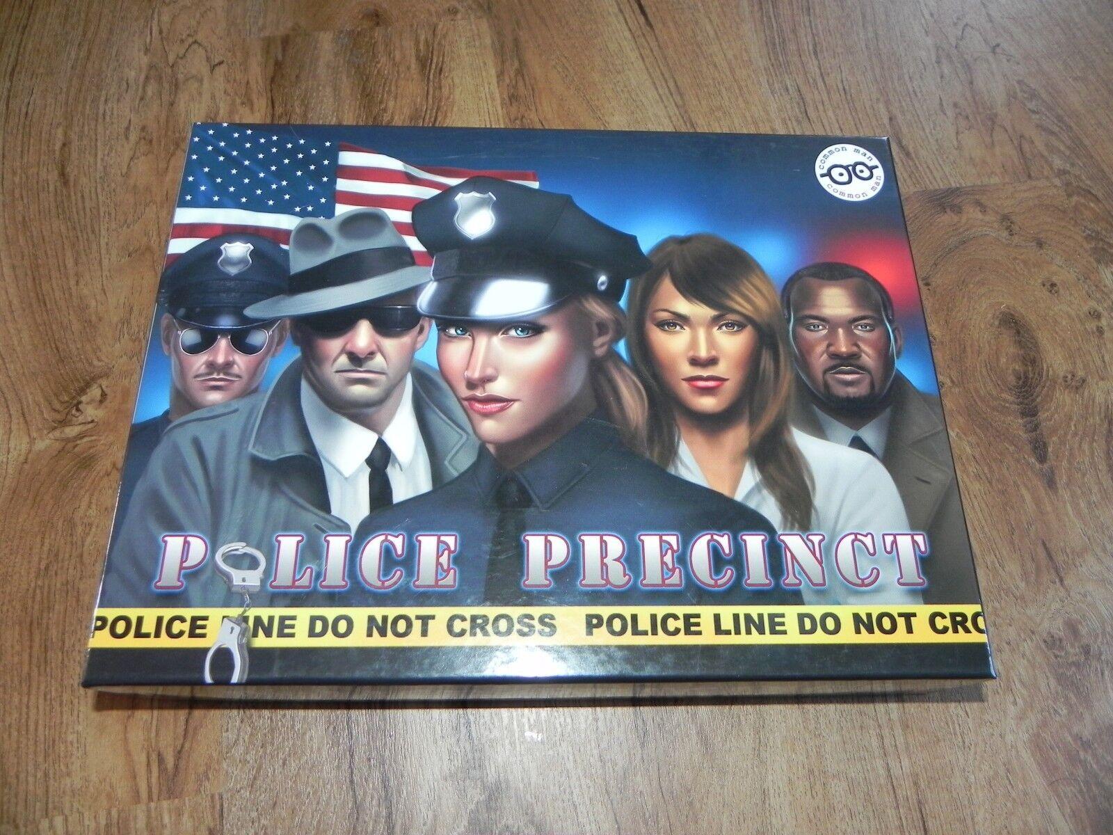 Die polizei die komplette erstausgabe brettspiel