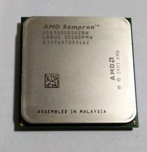CPU-Processeur-AMD-Semrpon-3000-SDA3000DIO2BW-Socket-939-1-8-Ghz-128-Ko