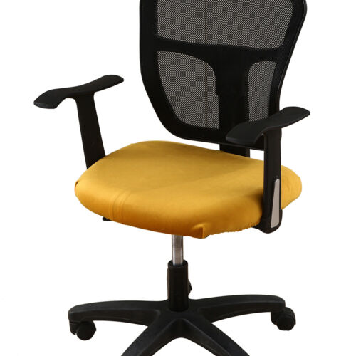 Removable Computer Office Chair Chairs Desk Office Cover Stretch Slipcover PEA