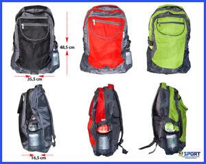 Zaino zainetto da uomo donna Viaggio Sport Trekking Lavoro porta pc Notebook 15