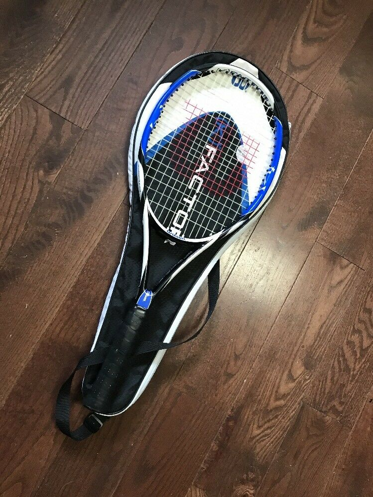 Wilson K-factor Pro seis Raqueta  De Tenis Nano Tecnología  comprar mejor
