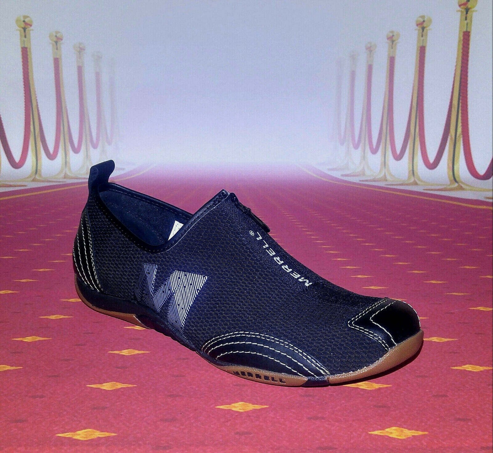 grande vendita MERRELL BARADO Donna  nero scarpe scarpe scarpe Sz.9 NEW  alla moda
