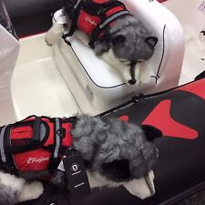 Crewsaver Pet float Dog cat Buoyancy aid Lifejacket coat for animal MEDIUM