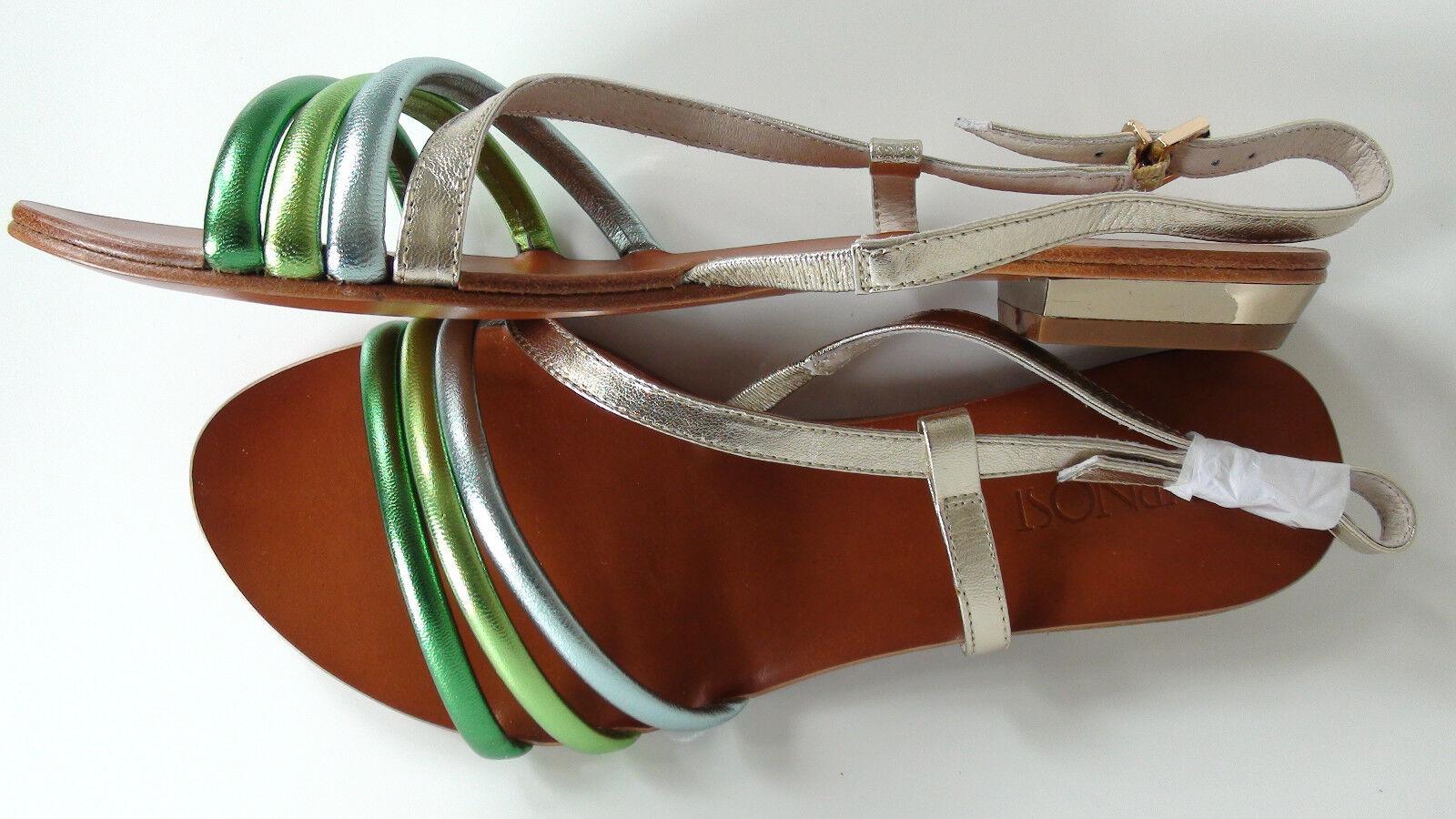 Damen  Sandaletten  Riemchen Sandalen  Damen Sommerschuhe Gß. 40 388f37