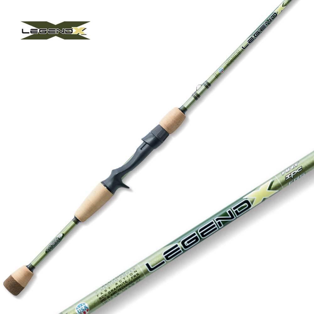 St Croix Legend X Casting Rod XLC70MHF 7'0  Medium Heavy 1pc