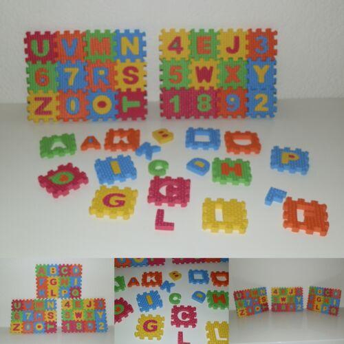 Tappetini Puzzle 72 + x parti-gioco tappeto bambini tappeto gioco tappeto puzzle tappeto