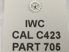 IWC CAL C423 PART 705