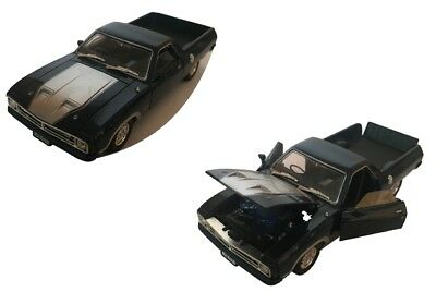 Ford Faclon XB GT UTE Apollo Blue 1:32 Diecast Model Car Collectible Vehicles