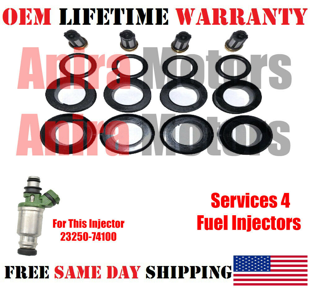 New High Quality Fuel Air  Delivery Injector For Orig Toyota Orig 2325074100