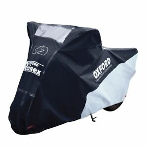 Oxford CV501 Rainex Deluxe Rain & Dust Outdoor Motorbike Motorcycle Cover Small