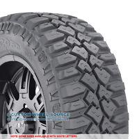 4 Mickey Thompson 33x12.50r15 Deegan 38 Offroad Truck / Suv Tires 33 R15
