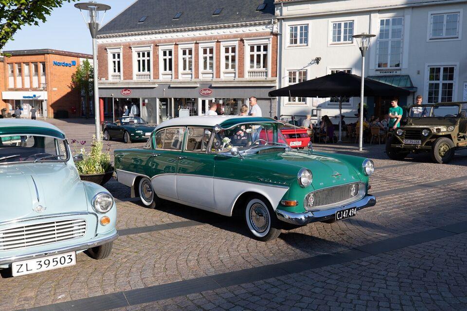 Opel Rekord, 1,7 P1, Benzin