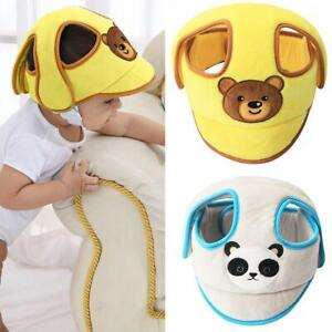 Safety-Infant-Toddler-Hat-Baby-Kid-Protective-Helmet-Soft-Anti-falling-Head-Cap