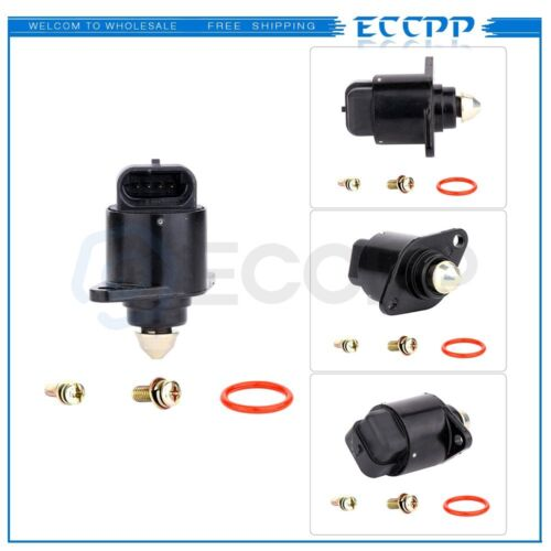 ECCPP Idle Air Control Valve speed stabilizer For Buick Chevrolet Camaro