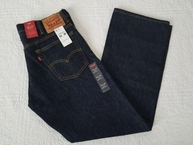 Waist Jeans At Sits Regular Levi's Mens Denim 517 Buy Cut Boot 67xwznqX