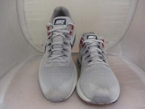 Nike Zoom struttura 21 scarpe uomo da corsa UK 10.5 Eu 45.5 CM 29.5 ref 4320