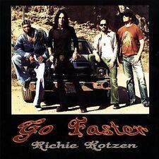 Richie Kotzen-Go Faster  (US IMPORT)  CD NEW
