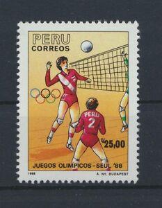 Peru 1386 postfrisch / Olympiade - Volleyball ..................................