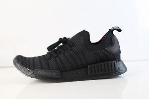 pretty nice c395a a1739 Details about Adidas NMD R1 SLT PK Core Black CQ2391 8-12 boost triple black