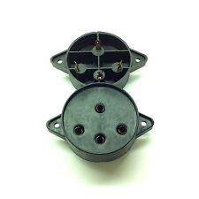 4 Pin  British made  valve tubes socket for  4212E, 212E  etc.