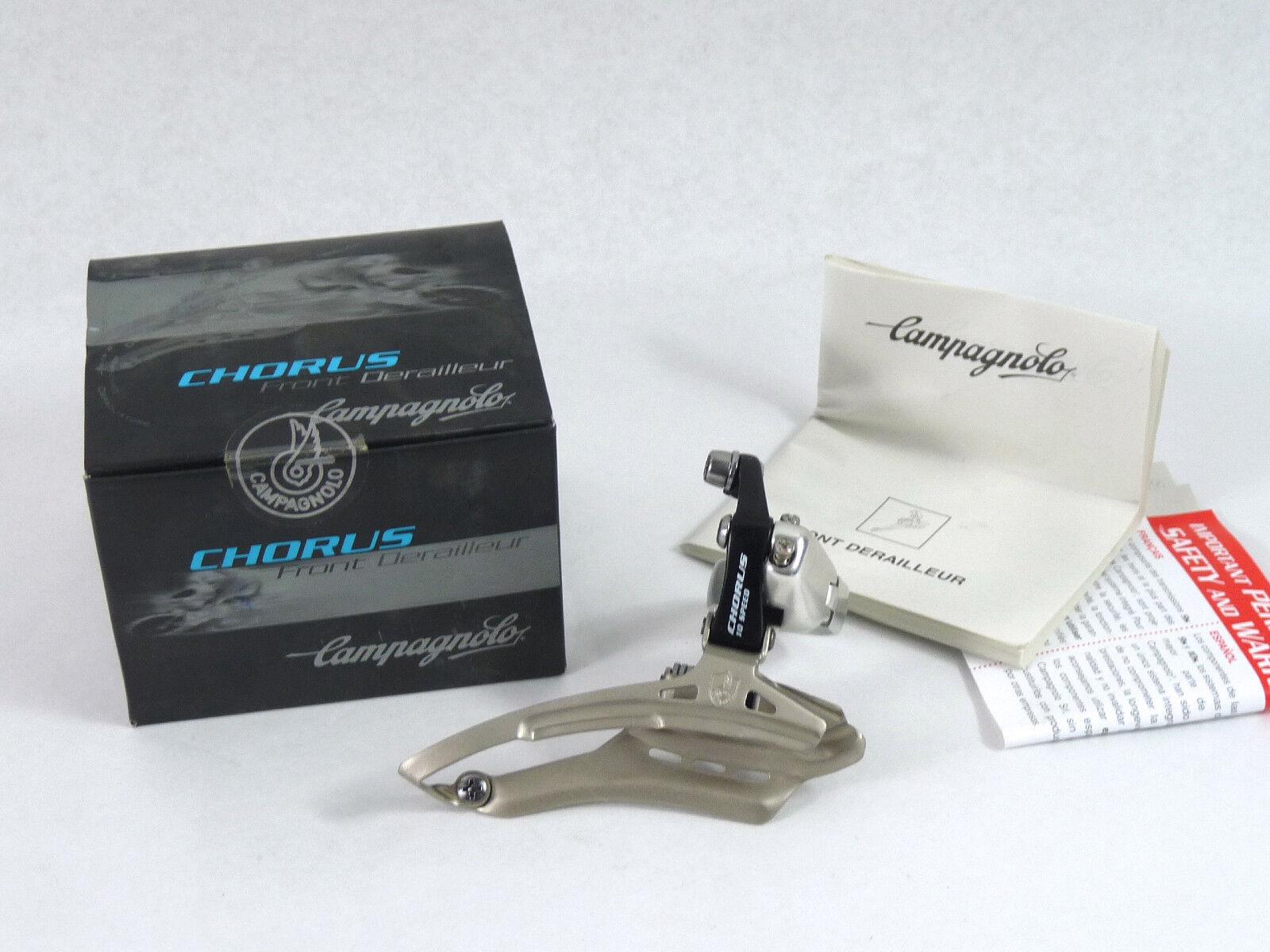 Campagnolo Chorus Triple Front Derailleur 32mm NOS Road Racing Bicycle FD4-CH3C2