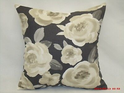 "16/""x16/"" 100/% algodón 4 X Floral Shabby Chic Cushion Covers"