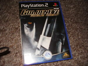 PLAYSTATION-2-GAME-GOLDENEYE-ROGUE-AGENT-COMPLETE