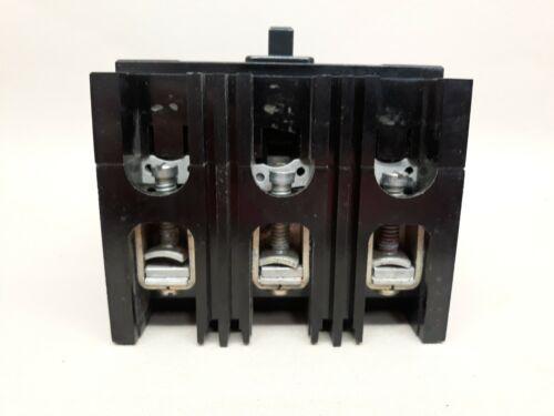 Westinghouse 30 Amp 3 Pole EHB3030 Circuit Breaker