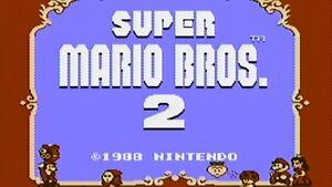 SUPER-MARIO-BROS-2-JEUX-NINTENDO-NES-GAME-ONLY