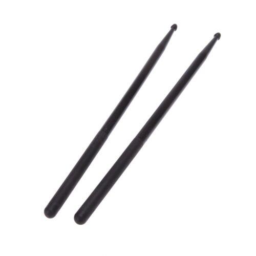Professional Lightweight Pair of 5A Nylon Drumsticks Stick for Drum Set DT