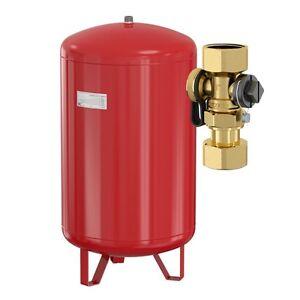 Flamco-Ausdehnungsgefaess-Heizung-Solar-Kuehlanlagen-Contra-Flex-100-Liter