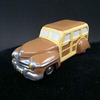 Dept 56 Woody Station Wagon - Snow Village - #51365  Classic Car RETIRED w box