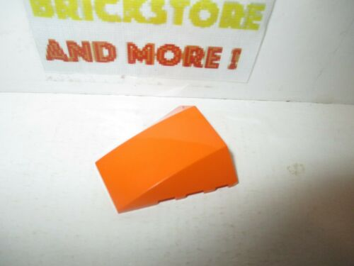 Lego - 1x Wedge capot 4x4 triple brique brick slope 47753 Orange