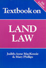Textbook on Land Law by Mary Phillips, Judith-Anne MacKenzie (Paperback, 1999)