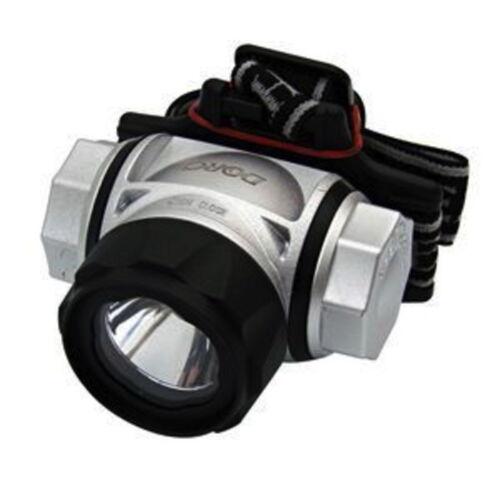 Nouveau Dorcy 115 LM DEL projecteur phare lampe de poche modèle 41-2098 Light