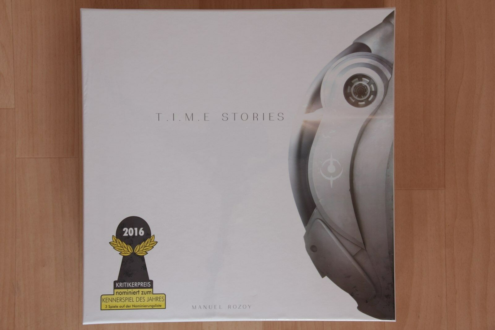 T.I.M.E. TIME Stories, Neu OVP noch in Folie verschweisst