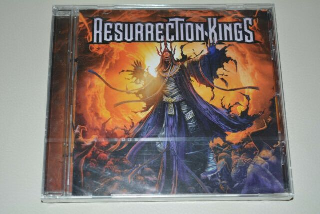 Resurrection Kings - Resurrection Kings (2016) / CD-Album / Zustand: Neu