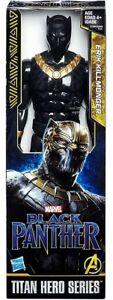 Hasbro-Titan-Hero-Black-Panther-Film-poupee-Erik-Killmonger-12-in-environ-30-48-cm-Figure