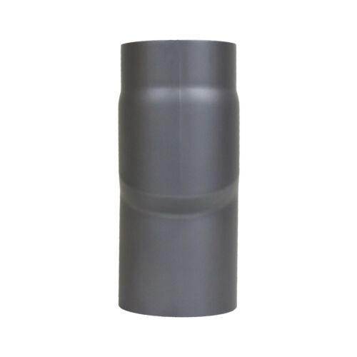 Rauchrohr Ofenrohr Ø 120 mm Erweiterung Verlängerung Versatz-Bogen Kamin-Rohr