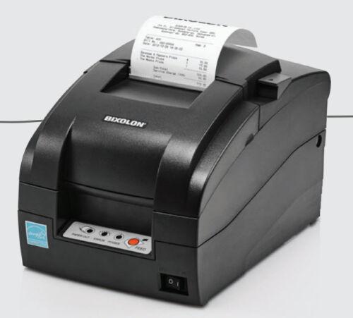 Dark Gray NEW BIXOLON SRP-275IIICOSG USB Impact SER Auto Cutter