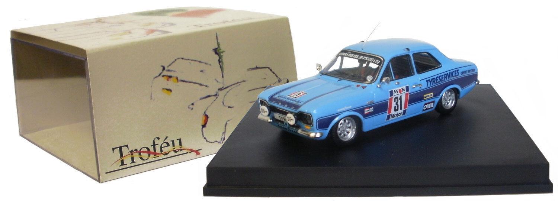 Trofeu 537 Ford Escort Mk I RS2000 vainqueur tour de la Grande-Bretagne 1975-T bassin 1   43