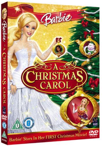 1 of 1 - Barbie : A Christmas Carol (DVD)
