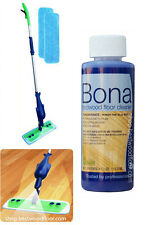 Refillable Spray Mop Kit  with Bona Hardwood Floor Cleaner Concentrate (4 oz.) !