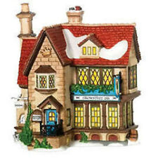 Department 56 Dickens Crowntree Inn Village
