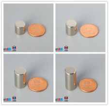 Multiple Size 11mm 716dia Rare Earth Neodymium Craft Cylinderrod Magnets